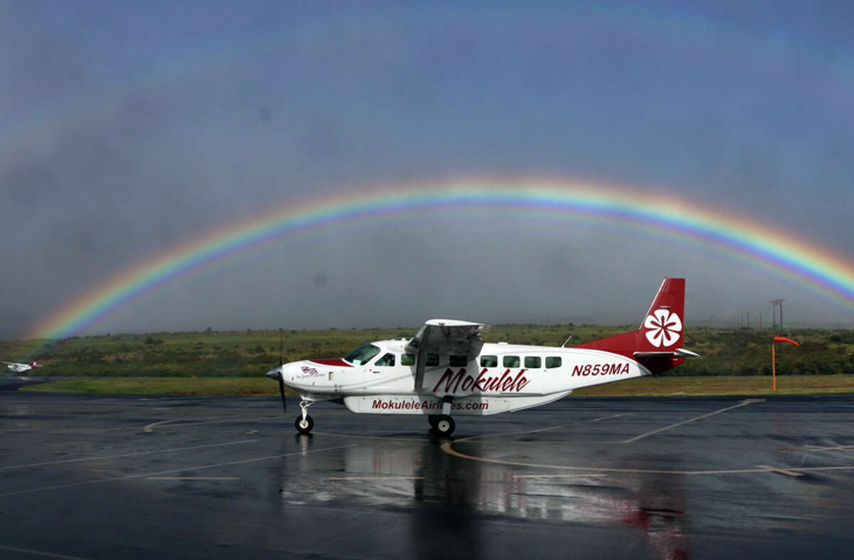 Hawaii's Mokulele Airlines will begin Maui-Lanai service.