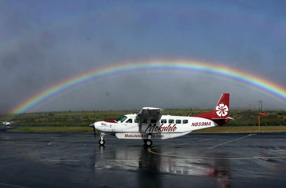 Hawaii's Mokulele Airlines will begin Maui-Lanai service. Photo: Mokulele Airlines