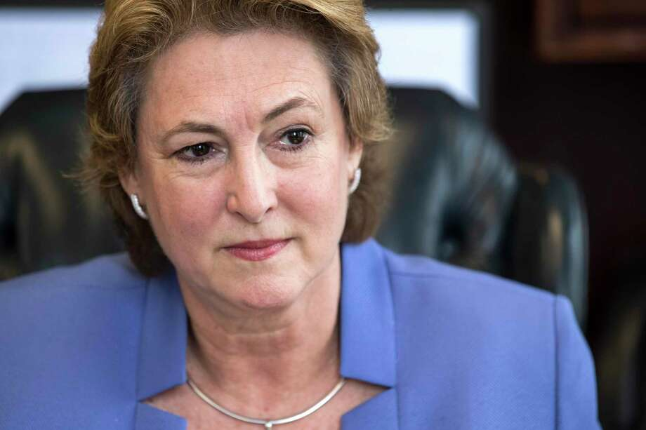 Harris County District Attorney Kim Ogg dismissed charges against nine defendants charged in poker rooms busts in May, citing potential conflicts with a former consultant and political fundraiser in her office. Photo: Brett Coomer, Houston Chronicle / Staff Photographer / © 2019 Houston Chronicle