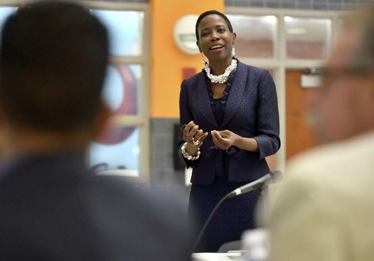 New Haven Superintendent of Schools Dr. Carol D. Birks