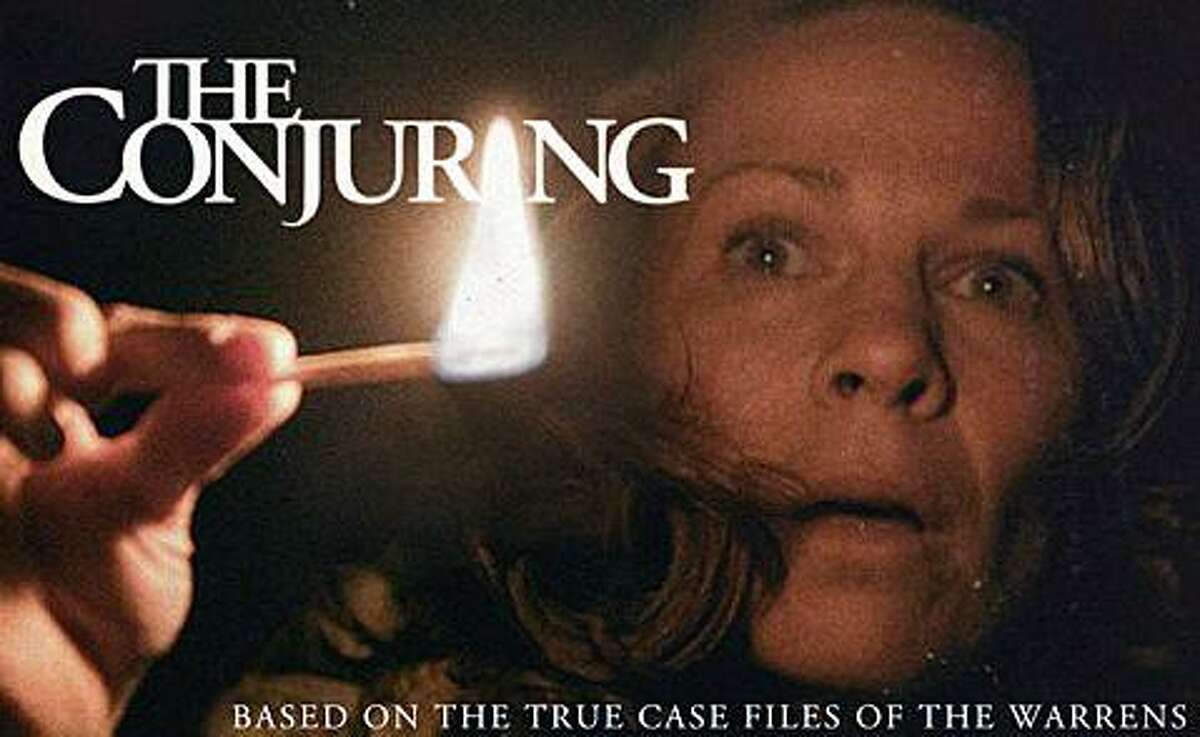 """""""The Conjuring"""" is a 2013 movie based on a case of Connecticut paranormal researchers Ed and Lorraine Warren."""
