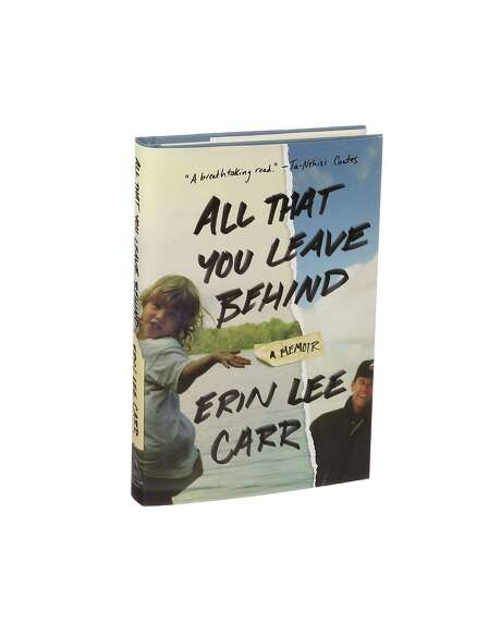 """The cover of Erin Lee Carr's book """"All That You Leave Behind"""""""
