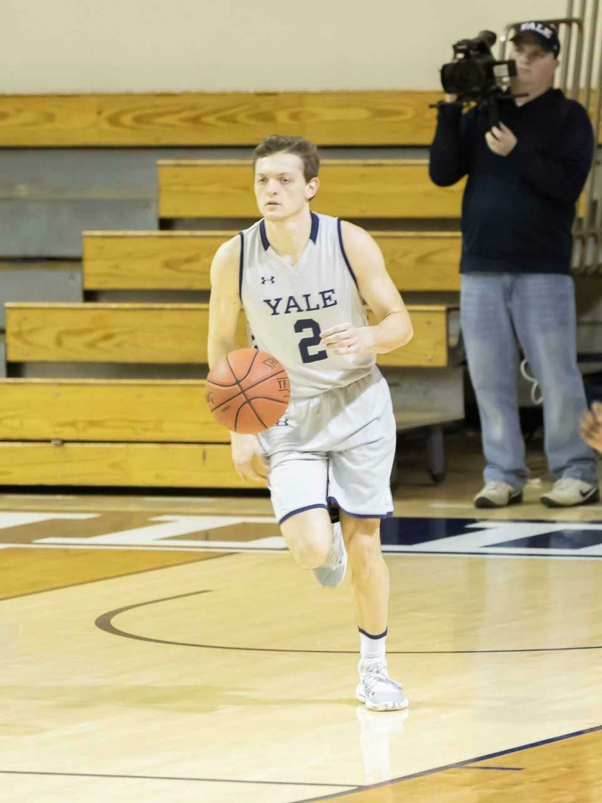 Eric Monroe was voted as Yale's men's basketball captain for next season by his teammates.