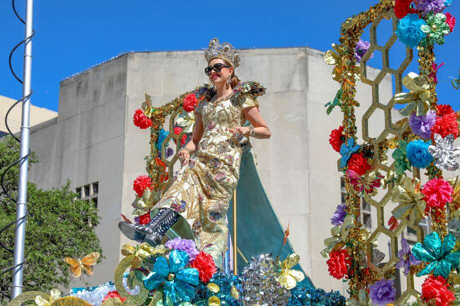 The Fiesta Commission selected the local ABC affiliate to broadcast all Fiesta Parades for the next three years, with the option to extend it to five years, according to KSAT12 Vice President and General Manager Phil Lane. Photo: Marco Garza For MySA