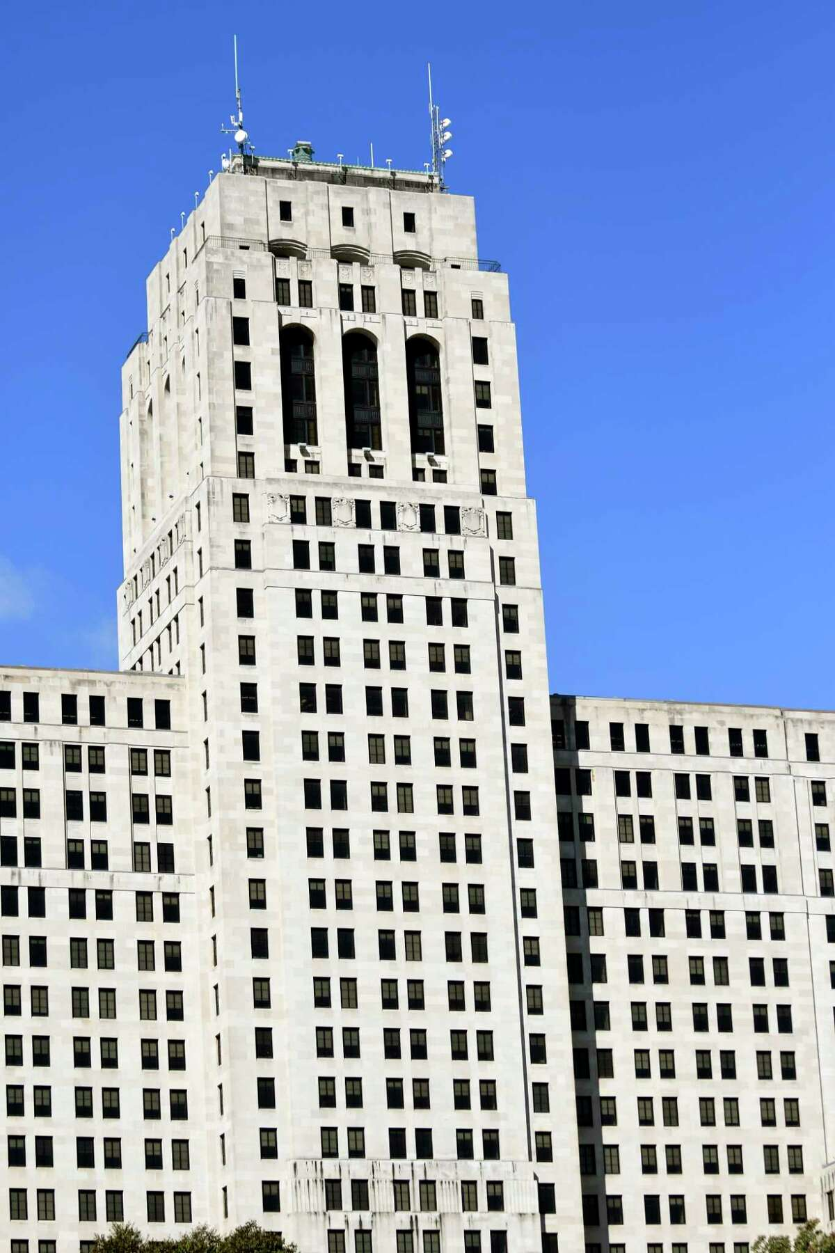 The Alfred E. Smith Building on Wednesday, Oct. 5, 2016, in Albany, N.Y. (Cindy Schultz / Times Union)