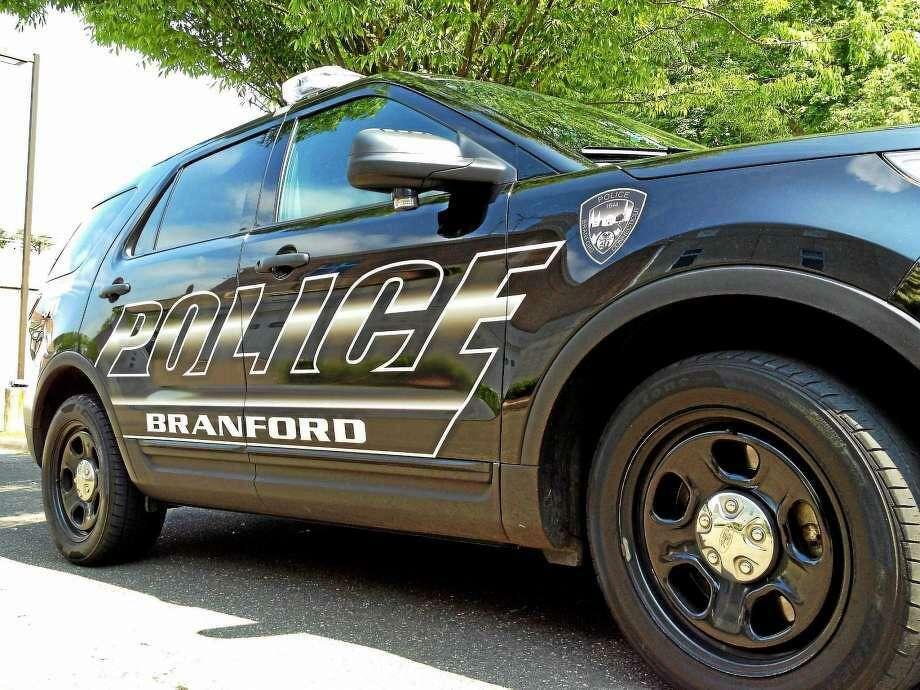 A Branford SUV cruiser Photo: Hearst Connecticut Media File