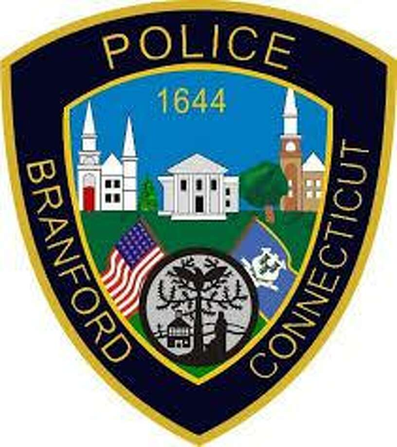 Branford Police Department patch Photo: Contributed /