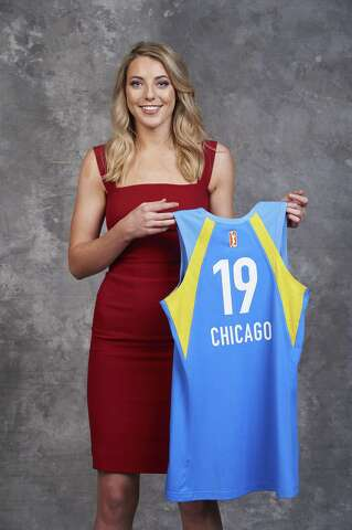 newest c5e4b aac69 Chicago Sky high on Samuelson - Connecticut Post