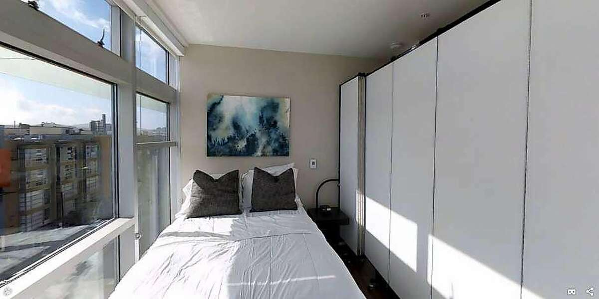 HomeShare is a startup that leases apartments in luxury buildings and splices them into additional units, so more tenants can share the rent. Photo: HomeShare