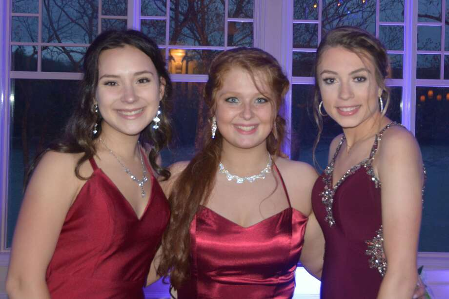 Newtown High School held its senior prom at the Waterview in Monroe on April 26, 2019. The senior class graduates June 11. Were you SEEN at prom? Photo: Vic Eng / Hearst Connecticut Media Group