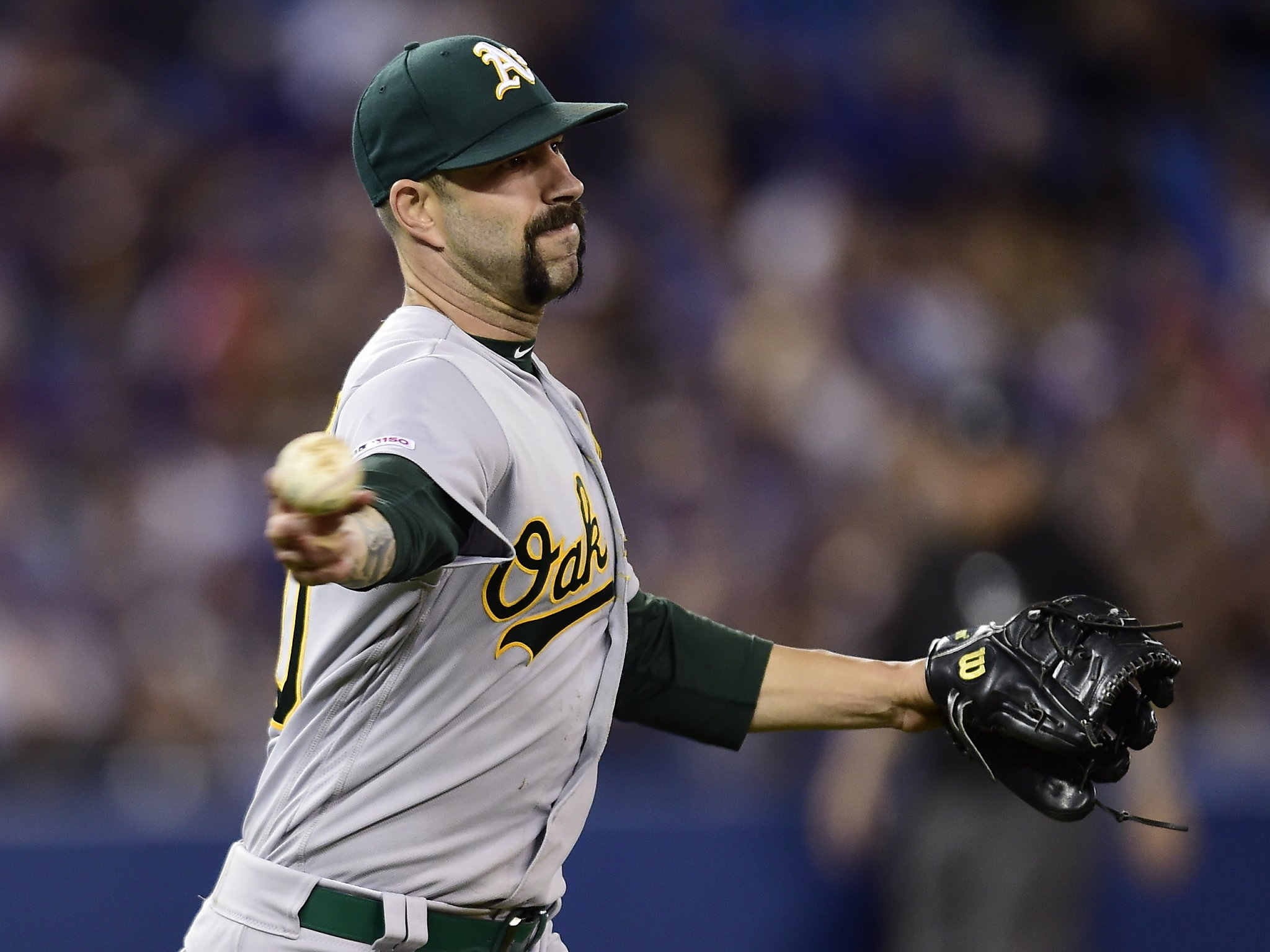 A's right-hander Mike Fiers turns in good start, but ...
