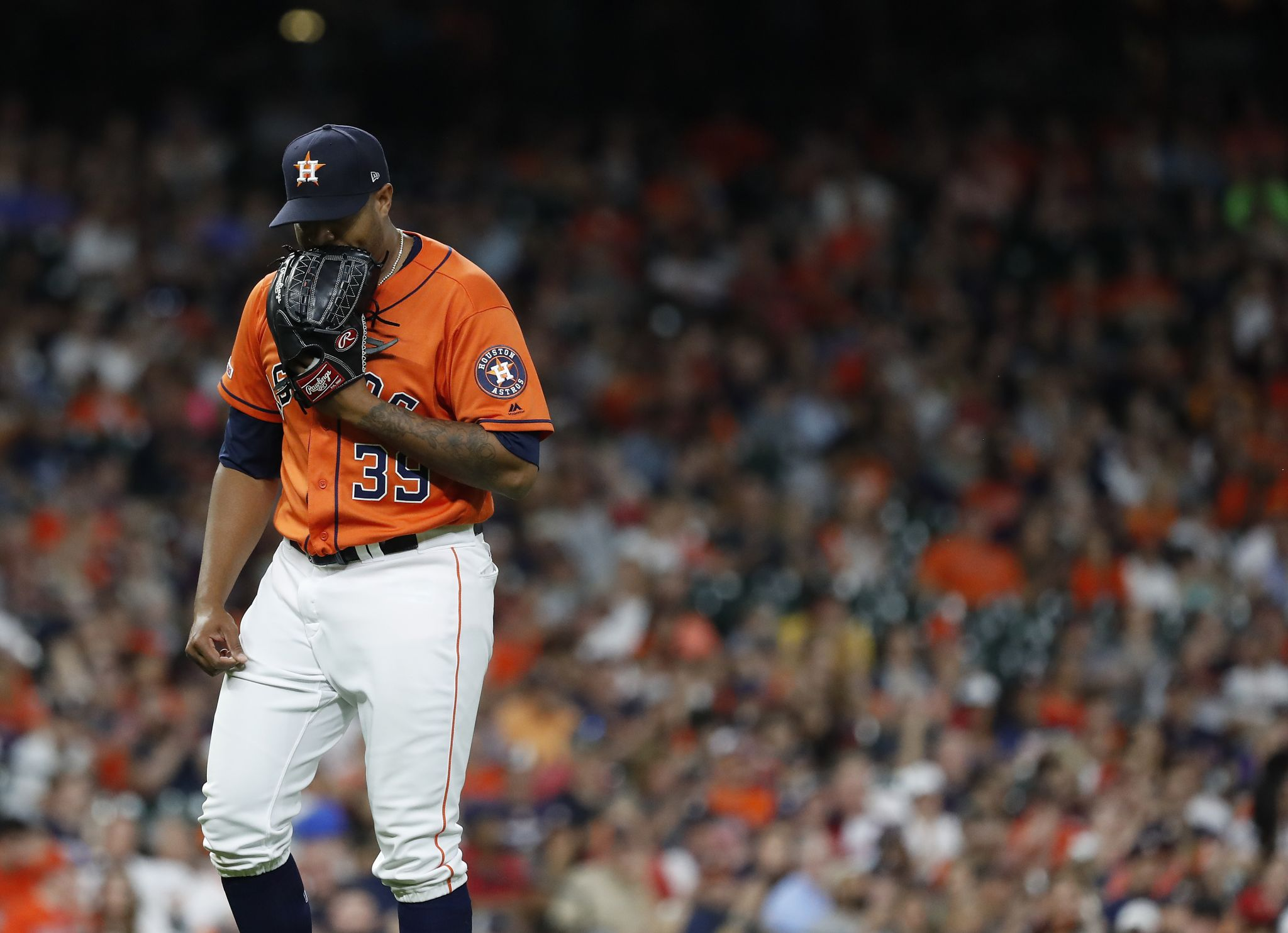 Why the Astros have to use an opener