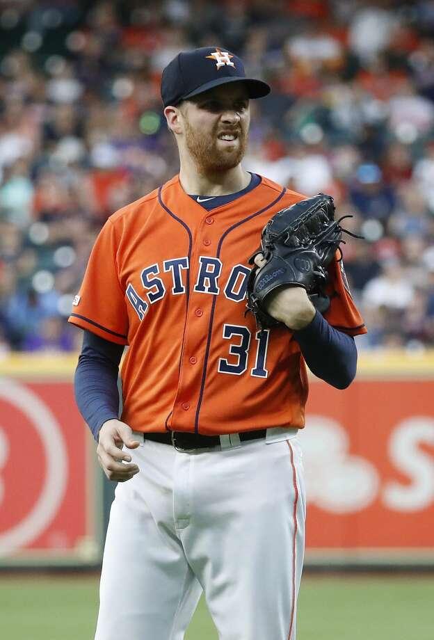 April 26: Indians 6, Astros 3 - Houston Chronicle