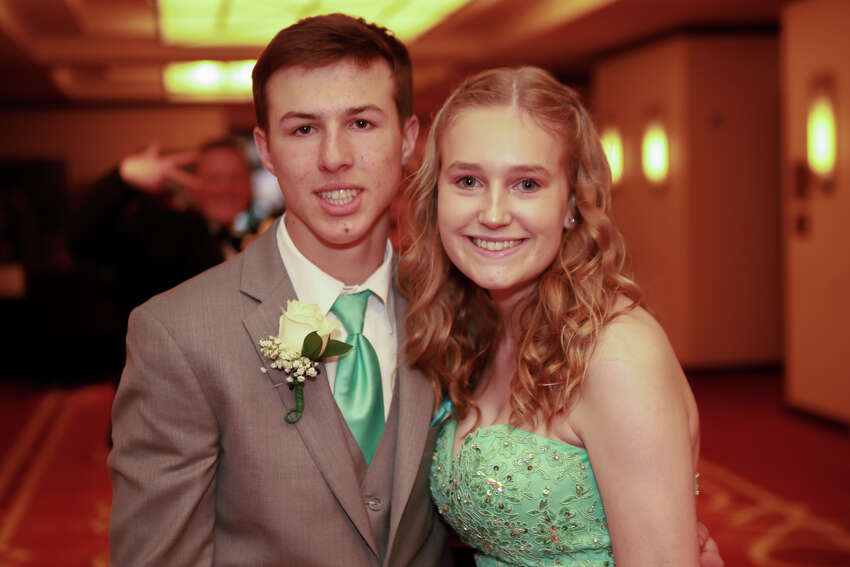Milford's Foran High School held its juniot prom at the Trumbull Marriott on April 27, 2019. Were you SEEN?
