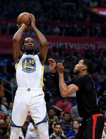 1d6b80ef7f55 Kevin Durant s 50 points lift Warriors to series-clinching win over ...