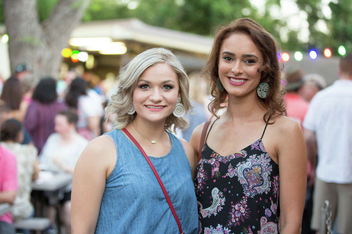San Antonio celebrated Fiesta German-style on Friday, April 26, at Beethoven Halle and Garden.