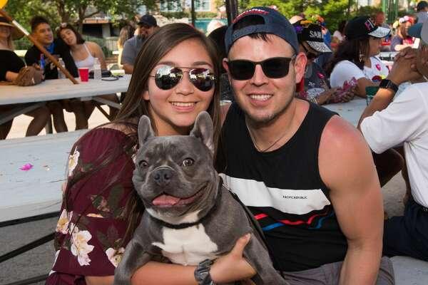 San Antonio Had Some Family Fun At Fiestas Street River Festival 2019 On Friday April