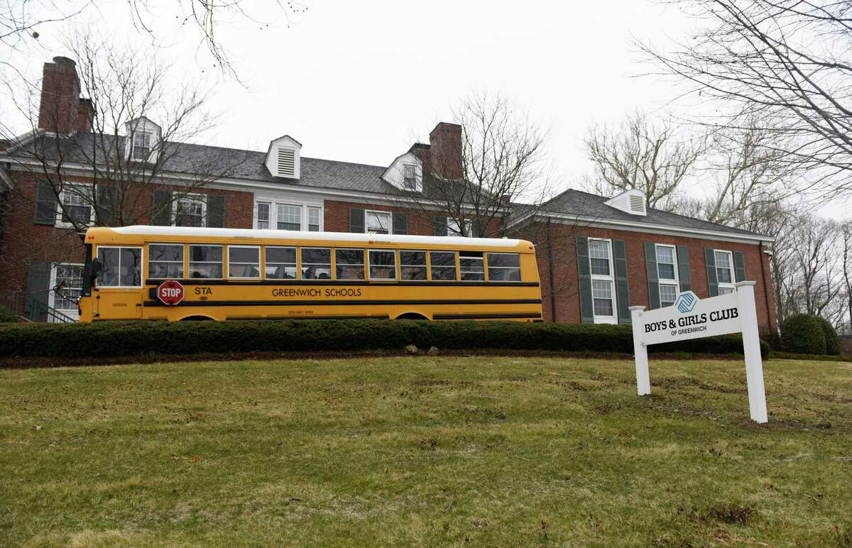 The Boys & Girls Club of Greenwich in Greenwich, Conn., photographed on Thursday, March 21, 2019.