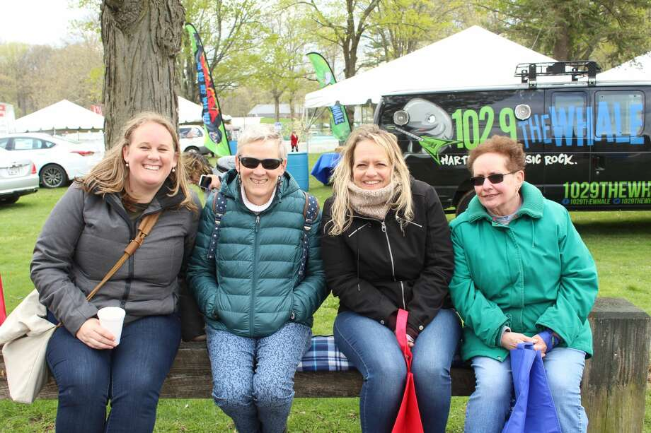 The annual Meriden Daffodil Festival was held at Hubbard Park on April 27-28, 2019. Festival goers enjoyed rides, food, a craft fair, and fireworks all set against 600,000 daffodils. Were you SEEN? Photo: Jenna Seward