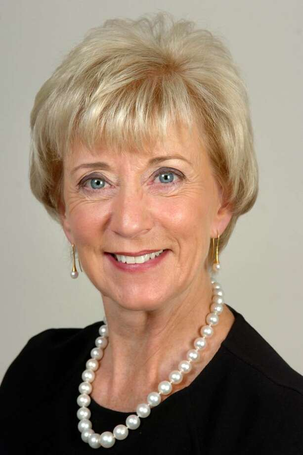 Linda McMahon Photo: File Photo / Greenwich Time File Photo