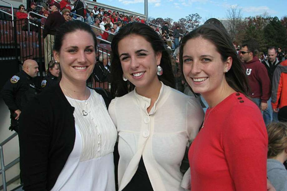 Were you seen at Dutchman's Shoes Union vs. RPI football game? Photo: Kristi L. Gustafson