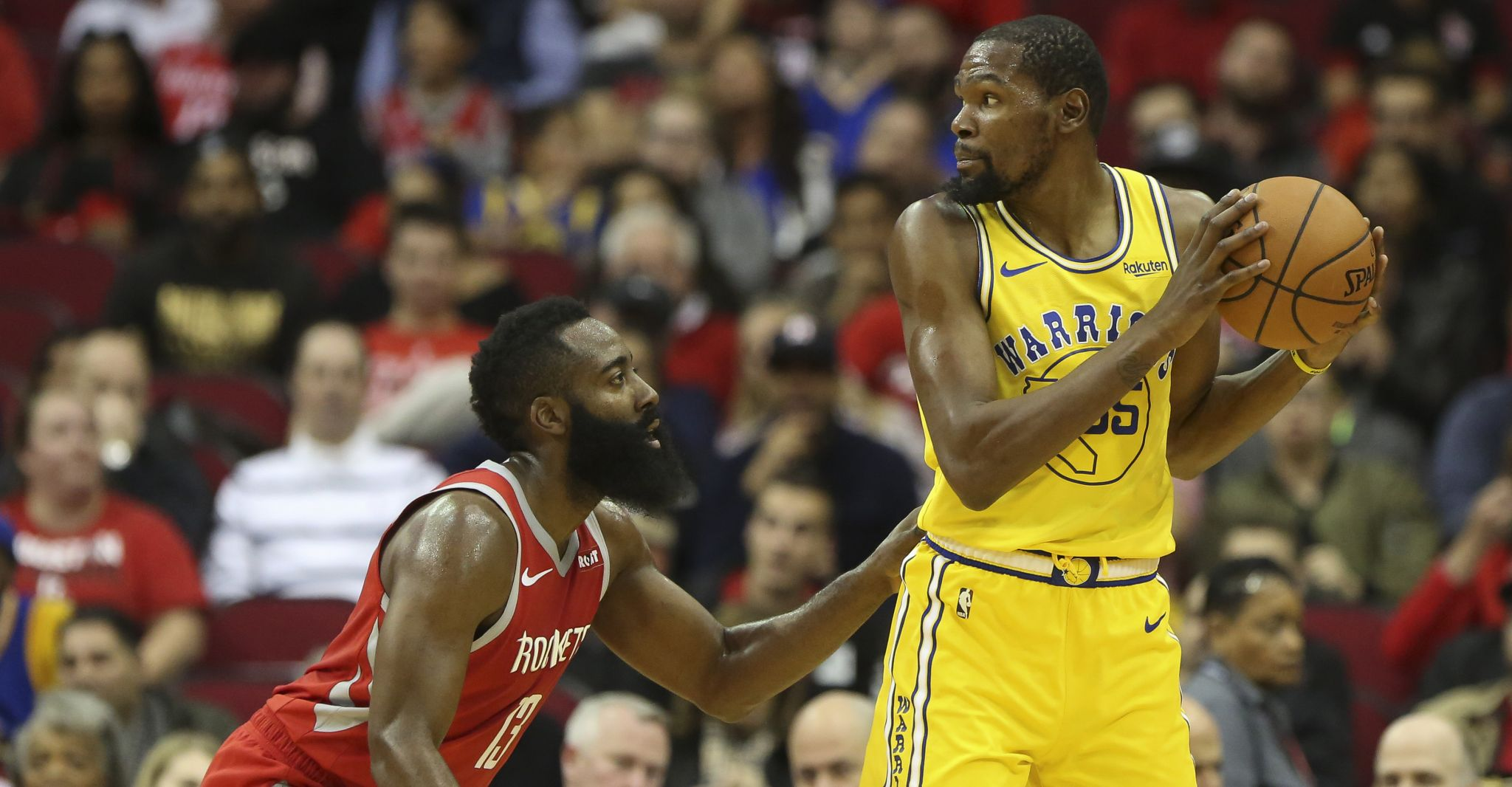 85f58f309a4 Rockets prepare for hot-shooting Kevin Durant and much more - Houston  Chronicle