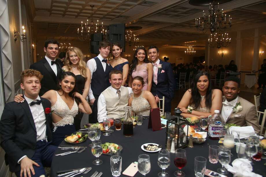 Middletown's Xavier High School held its senior from at the Farmington Club on April 27, 2019. Were you SEEN? Photo: Lisa Nichols Hearst CT Media