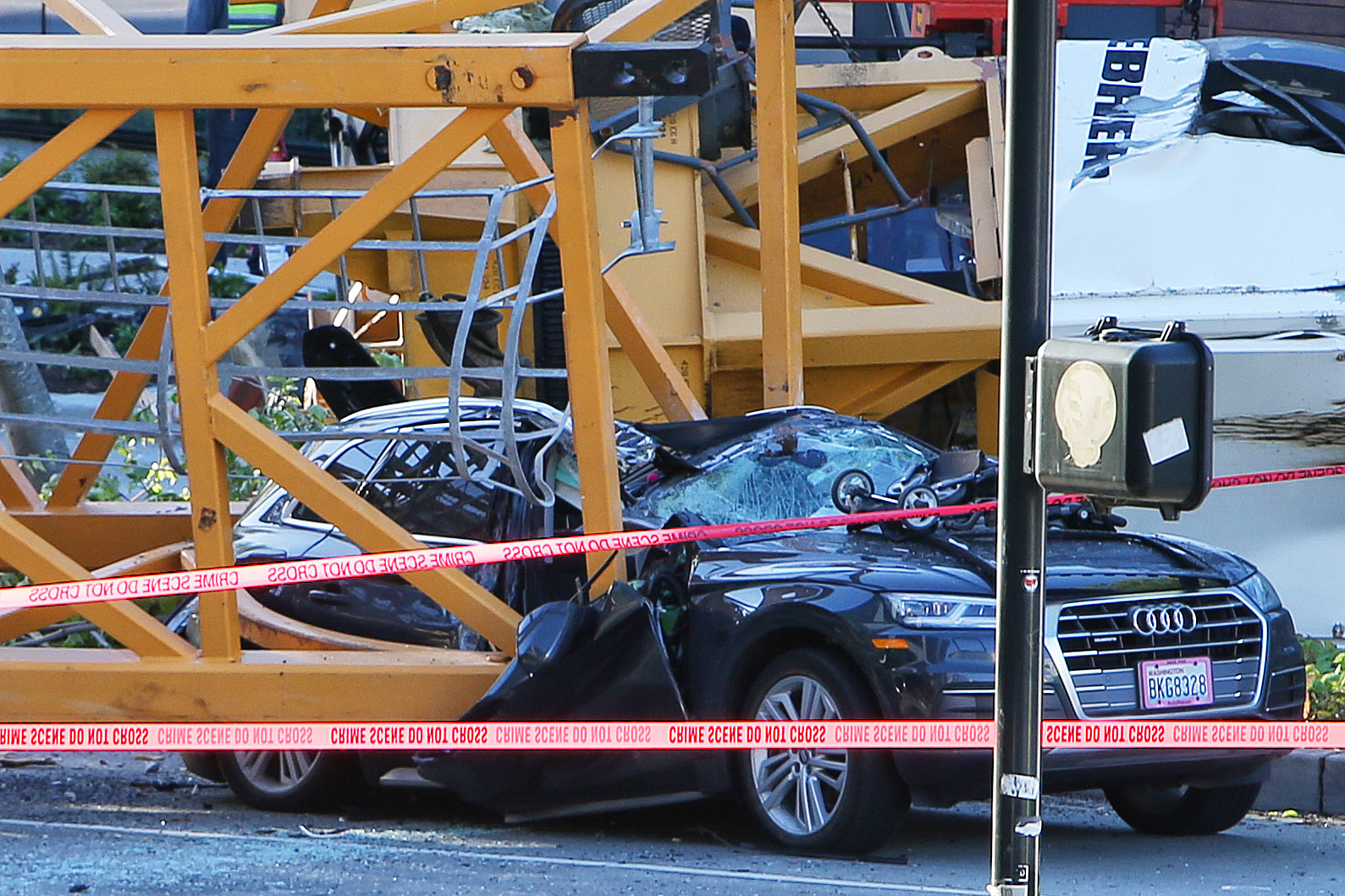 L&I: Pins removed too early caused fatal crane collapse in South Lake Union neighborhood