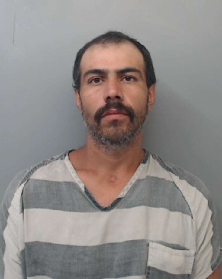 Enrique Sandoval, 34, was served with a warrant on Wednesday charging him with burglary of a building. Photo: Courtesy