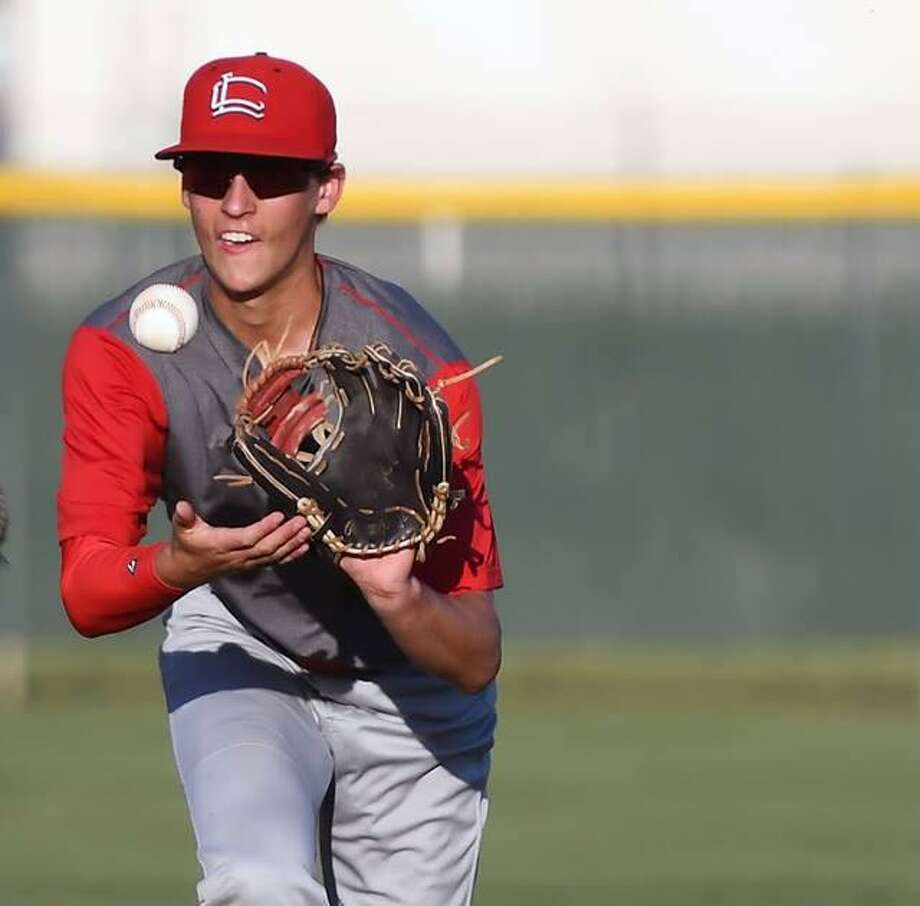 Langham Creek defeated Cy Springs 5-4 in extra innings in the District 14-6A finale, April 26, at Langham Creek High School, to finish the season at 8-8 in District 14-6A. Photo: CFISD