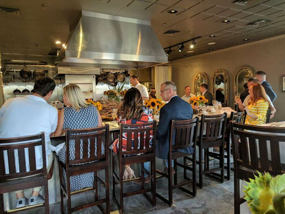 The interior of The Kitchen Restaurant in Sacramento. Photo: Darwin T. Via Yelp