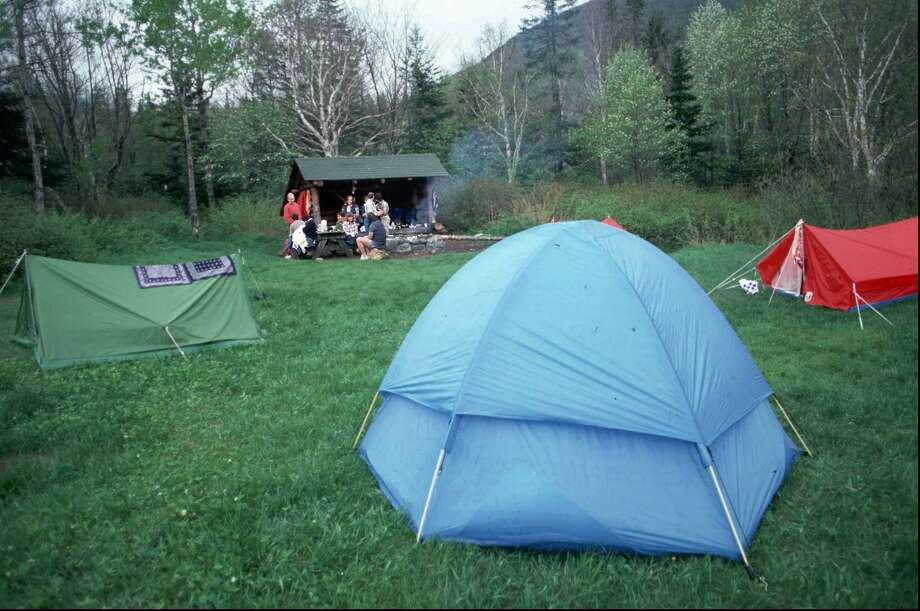 Free camping in the Adirondacks,Catskills and Hudson Valley is offered through the state DEC to those randomly selected in a lottery. Photo: NANCIE BATTAGLIA, AP / AP