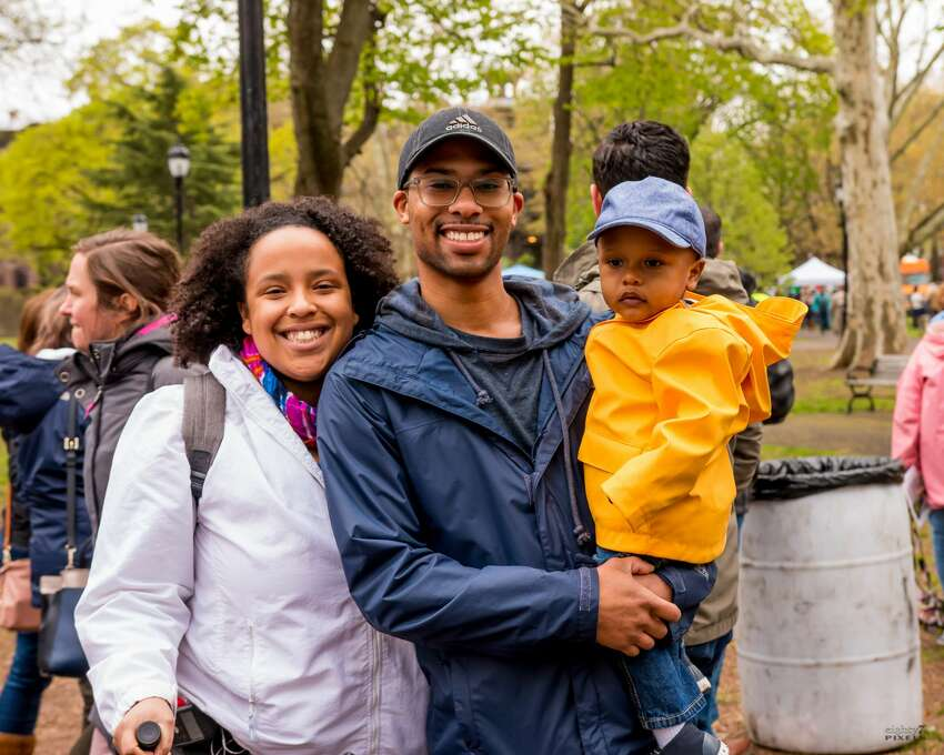 The 46th annual Cherry Blossom Festival was held in New Haven's Wooster Square on April 28, 2019. Festival goers enjoyed live music, food and local authors and artists all set against cherry blossom trees. Were you SEEN?