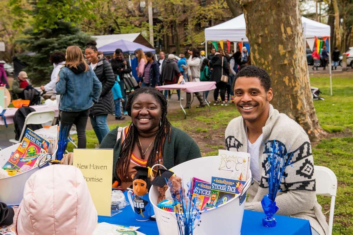 The 46thannual Cherry Blossom Festival was held in New Haven's Wooster Square on April 28, 2019. Festival goers enjoyed live music, food and local authors and artists all set against cherry blossom trees. Were you SEEN?