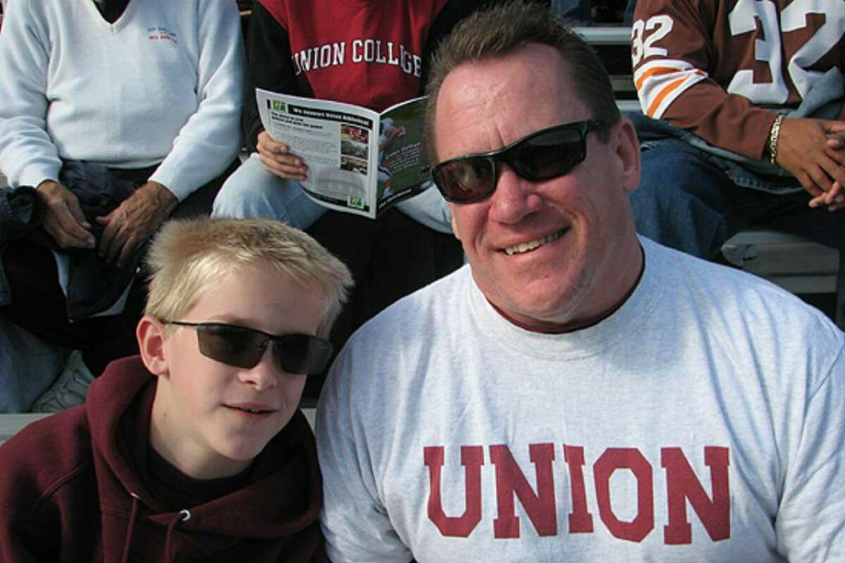 Were you seen at Dutchman's Shoes Union vs. RPI football game?