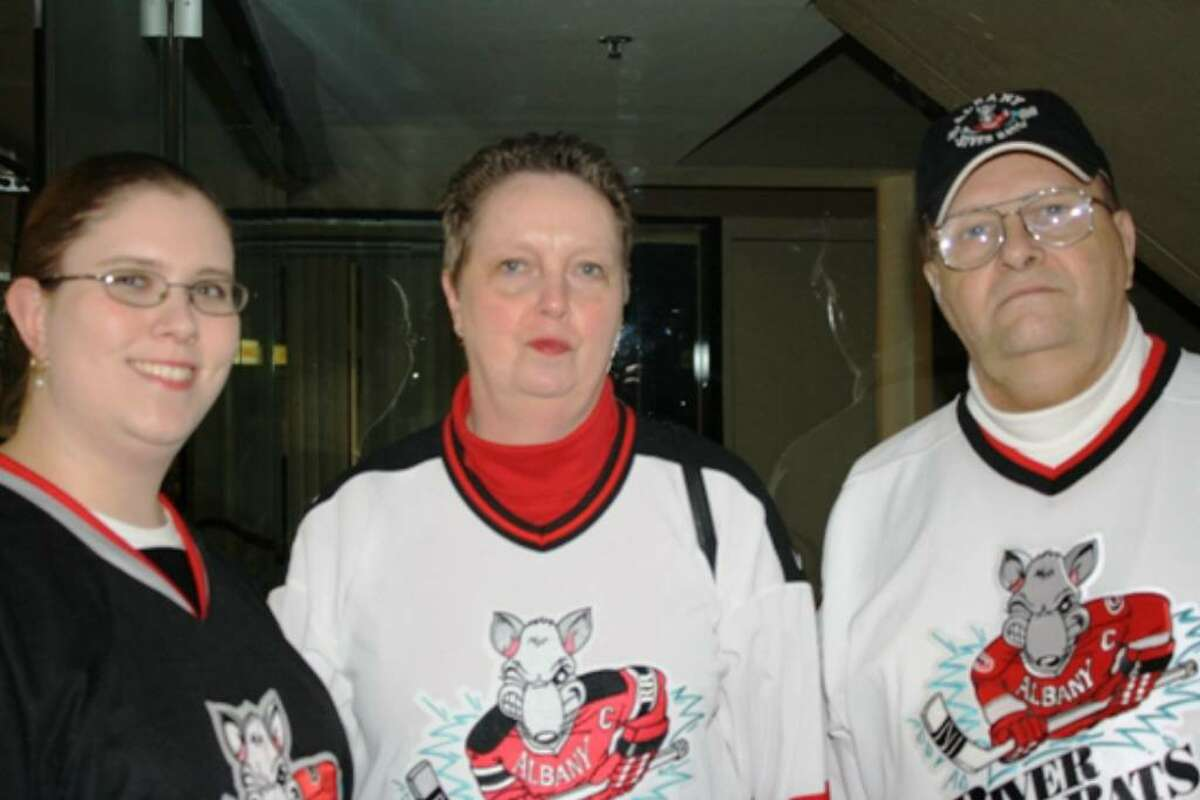 Were you seen at 2009 Albany River Rats vs. Adirondack Phantoms?