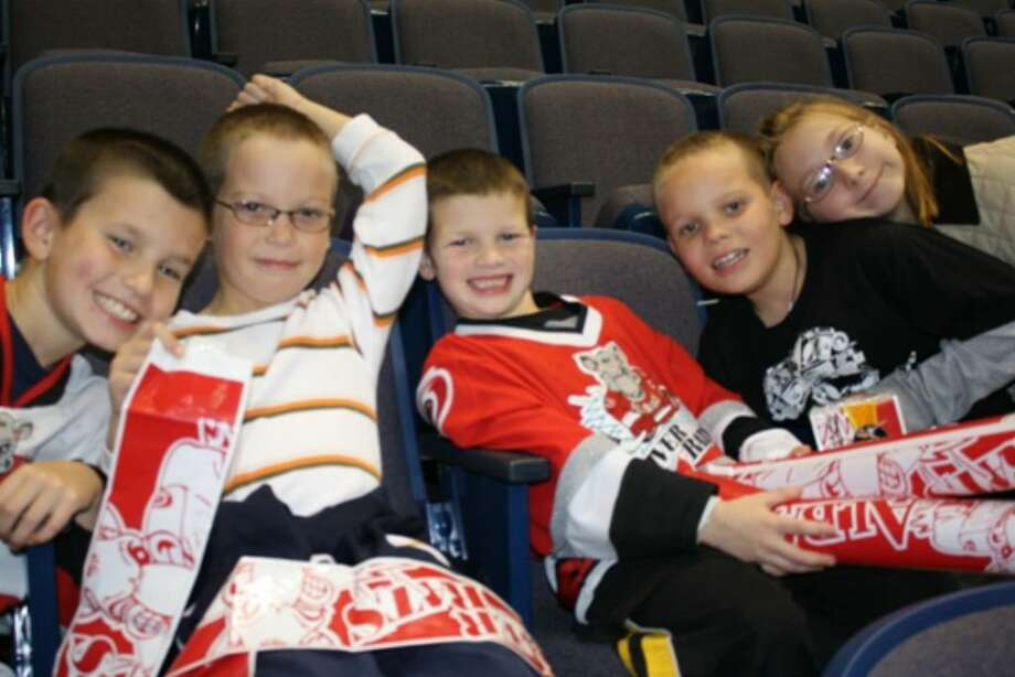 Fans on both sides turn out to enjoy a game at the Times Union Center. Were you seen at 2009 Albany River Rats vs. Adirondack Phantoms? View Seen gallery. Photo: Jon Campbell