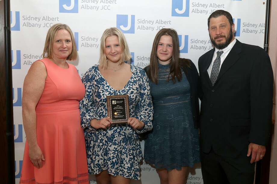 Were you Seen at the Sidney Albert Albany JCC 19th Annual Pillars of  Community Awards held at Congregation Beth Emeth in Albany on Sunday, April 28,  2019? Photo: Joe Putrock/Special To The Times Union