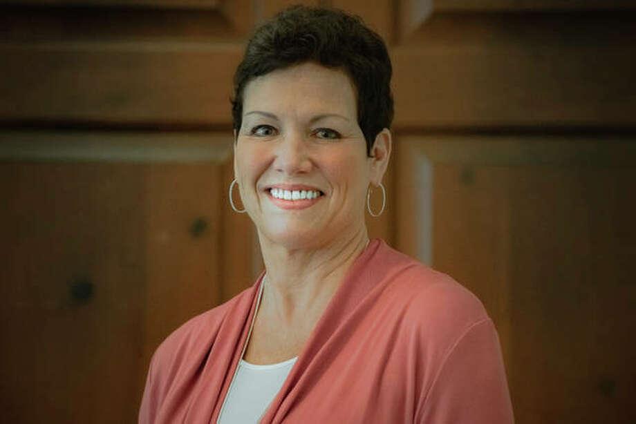 Alton YWCA 2019 Women of Disctinction honoree Kim Baalman-Eberlin.