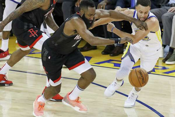 75c5f158fc28 Warriors-Rockets rivalry spills into the postgame - SFChronicle.com