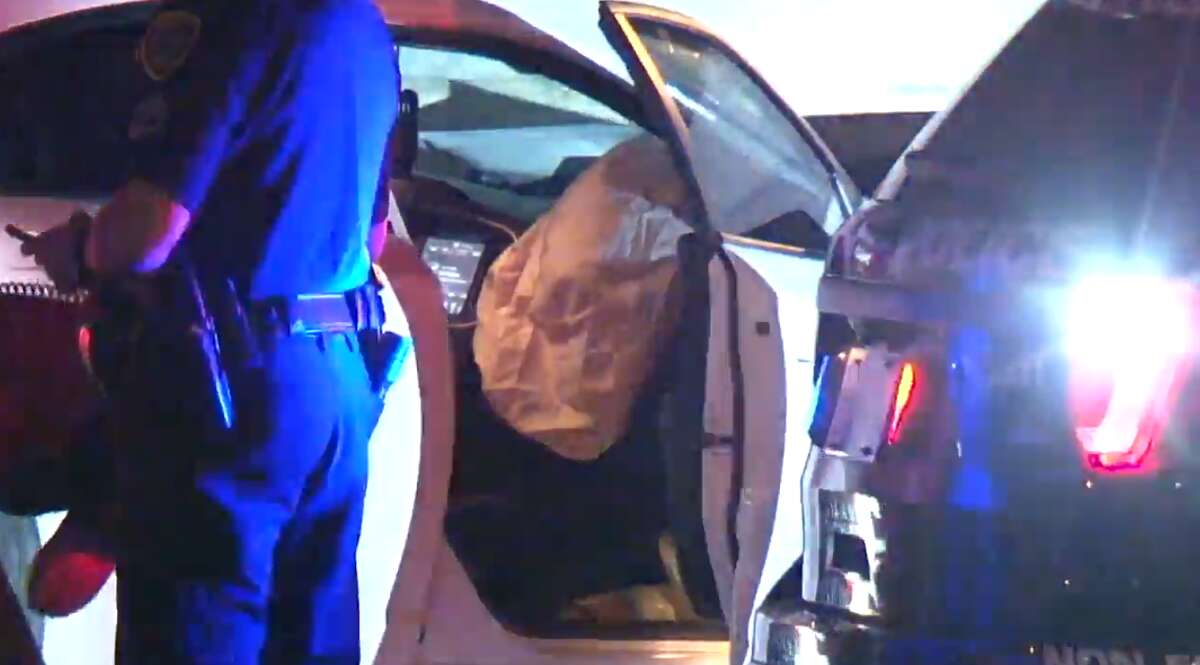 A shooting left one man dead and a woman injured Monday morning in the 7900 block of the Southwest Freeway, according to Houston police. A suspect reportedly followed them from a club and opened from on the service road.