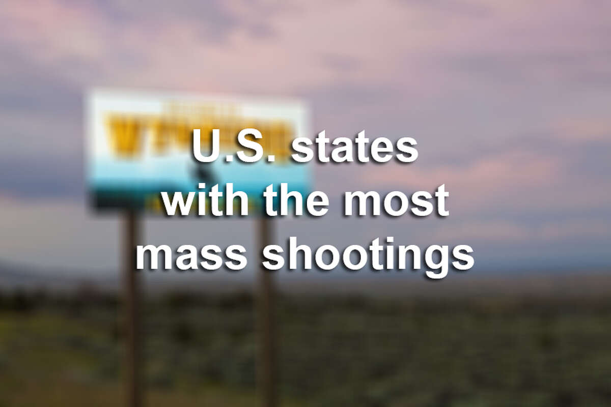 >> Click through the following gallery to see the U.S. cities with the most mass shootings, per million people.