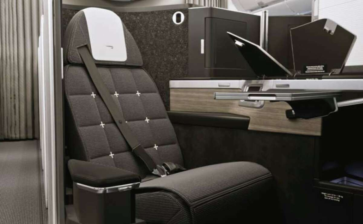 A cushy business class seat like this one from British Airways at a deep discount? Might be too good to be true.