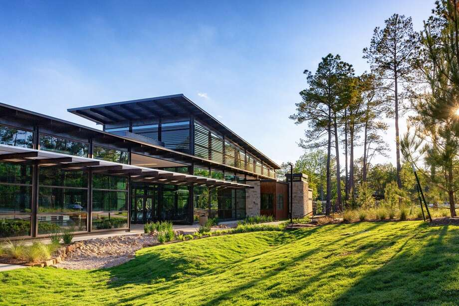 The Woodlands Hills master-planned community has a new activity center at Founders Park. Photo: The Howard Hughes Corp.