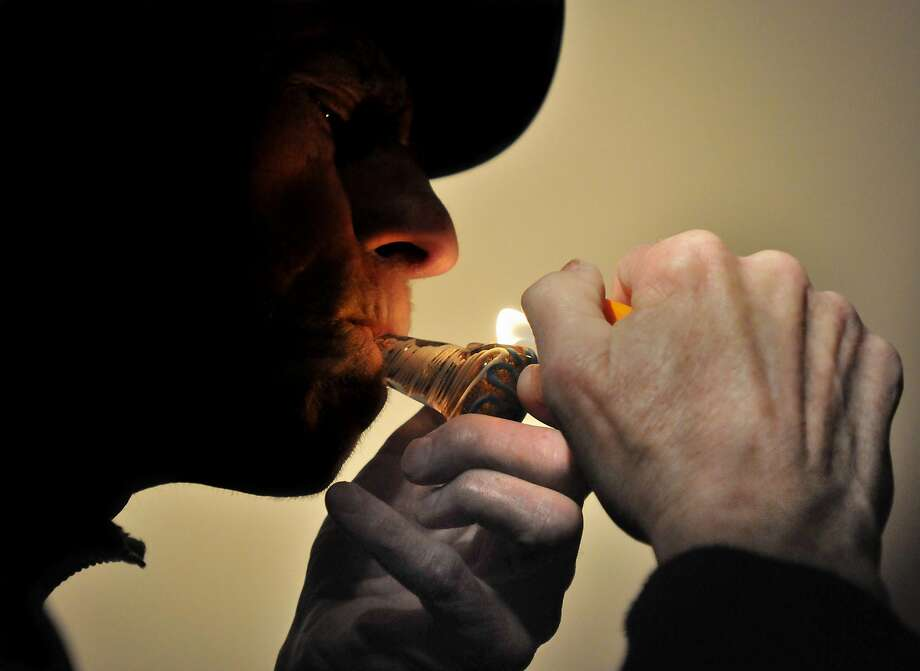 Connecticut--Medical marijuana.  Photo by Brad Horrigan/New Haven Register-03.05.11.