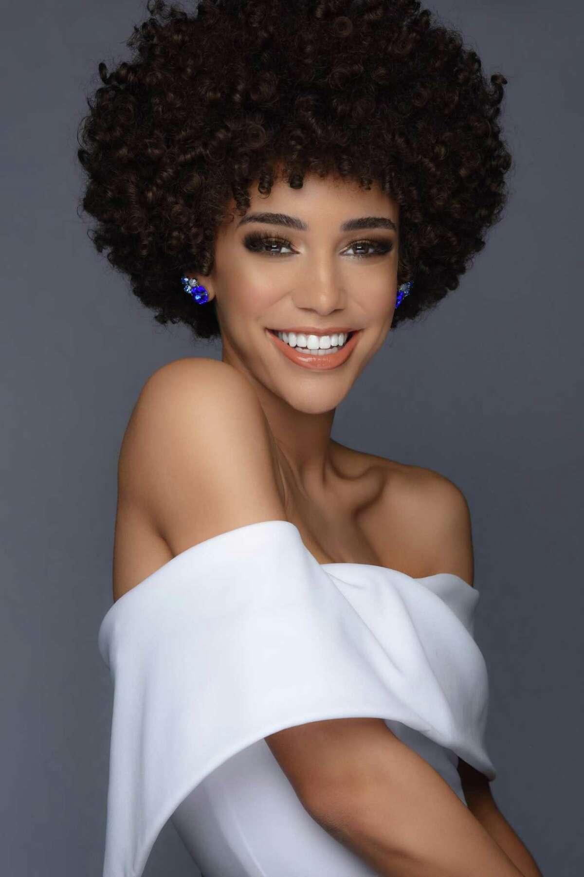 Kaleigh Garris, 18 of Milford, was named 2019 Miss Teen USA.