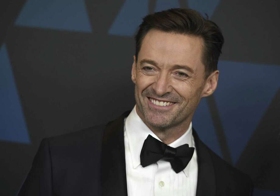 Hugh Jackman will be singing songs from the movies and stage on his upcoming world tour. Photo: Jordan Strauss /Associated Press / Invision