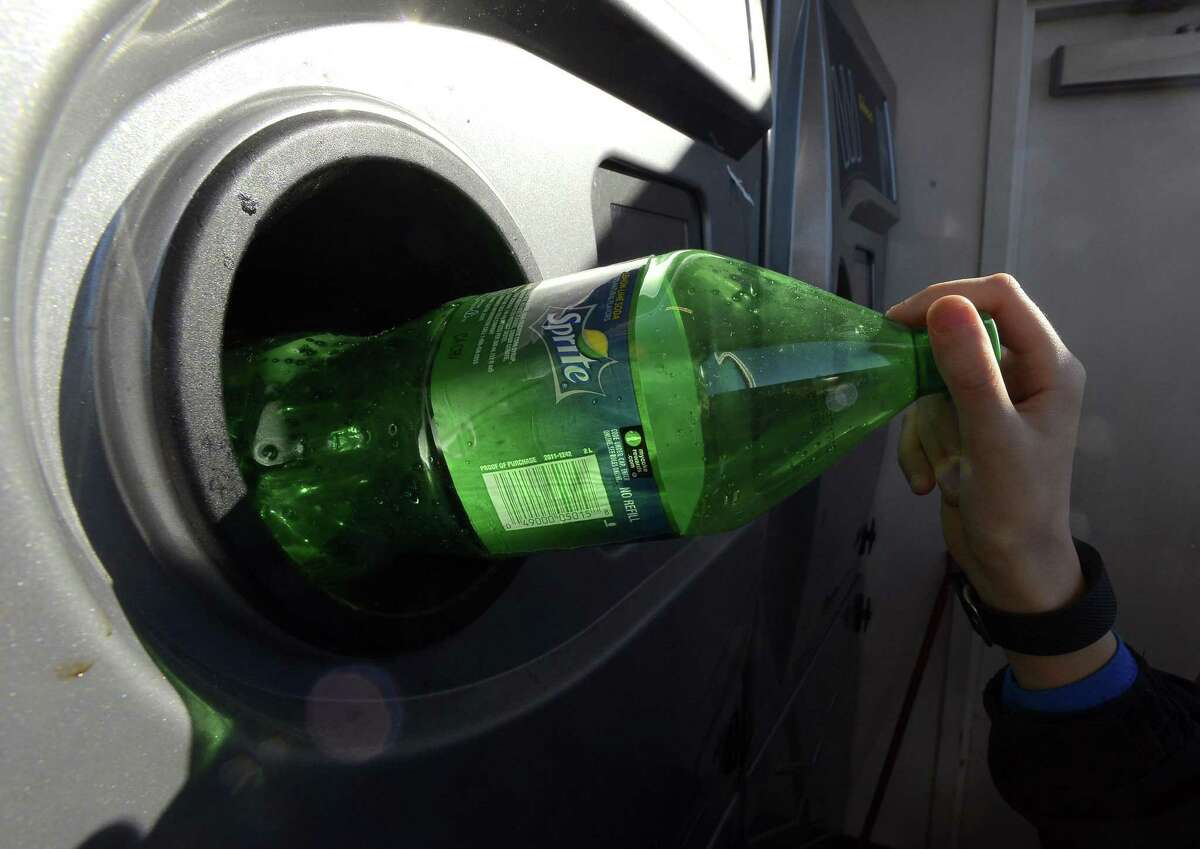 A proposed state bill would increase bottle deposit fees from a nickle to a dime.