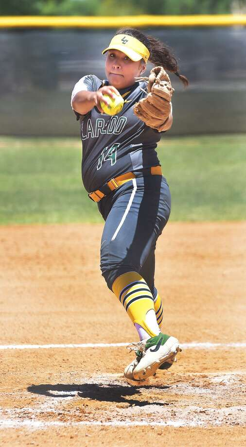 Laredo College freshman Deja Tapia earned first-team NFCA All-Midwest region honors as a utility player. Photo: Cuate Santos /Laredo Morning Times File / Laredo Morning Times