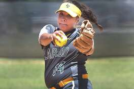 Laredo College freshman Deja Tapia earned first-team NFCA All-Midwest region honors as a utility player.